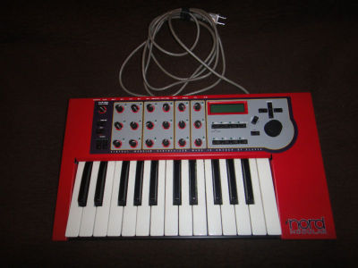 Billy's Clavia Nord Modular