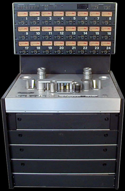 a Studer A800 MKII