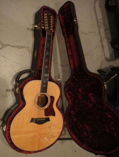 Billy's Taylor 855