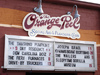Asheville residency marquee photo